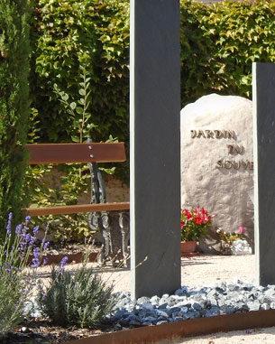 Requalification paysagère du jardin du souvenir à Ribeauvillé